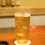 竹屋町 三多 - 山崎のダブルのハイボール