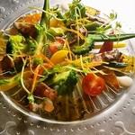 オッコベー - Occobe.菜園サラダ
