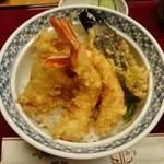 Tensuzu - 上天丼 1725円