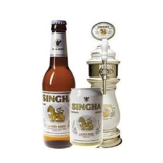 アジアのビール【シンハー生ビール】
