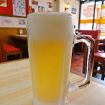 たけいし - 生ビール