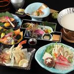 海賓亭 - 秋8500円コース