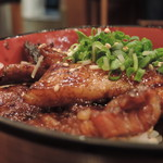 和ガリコ - 炭火豚丼(並) アップ