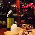 日本酒×ジャズバー リル・ダーリン - 山本 美郷錦