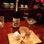 日本酒×ジャズバー リル・ダーリン - 一白水成