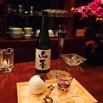 日本酒×ジャズバー リル・ダーリン - 山本 アイスブルー