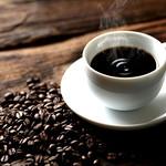 日本酒×ジャズバー リル・ダーリン - ホットコーヒー
