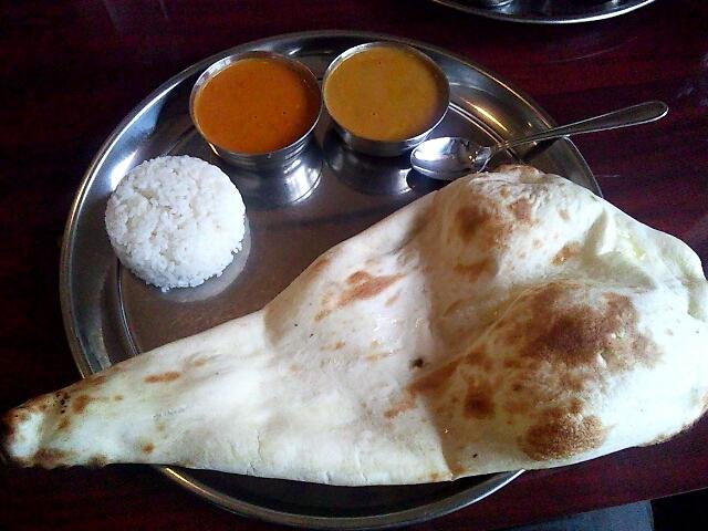 ヒマラヤン食堂