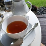 箱根ハイランドホテル ラウンジ - 紅茶