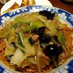 ハマムラ - からし蕎麦