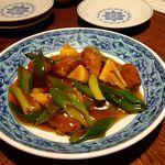 ハマムラ - 酢豚