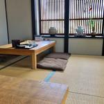 蕎麦処鏑屋響 - 店内1【内観