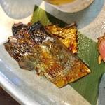 蕎麦処鏑屋響 - 身欠きニシンの甘露煮【料理】