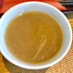蕎麦処鏑屋響 - 蕎麦湯【料理】