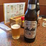 大阪屋 - 乾杯  ただのビール