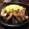 いきなりステーキ - 料理写真:全体を焼く