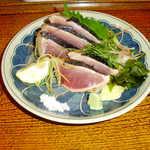 730057 - 鰹の塩タタキ