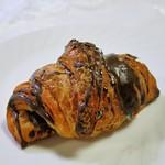 モンフルニエ - 料理写真:クロワッサンショコラ