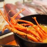 港鮨 - 伊勢海老の味噌汁
