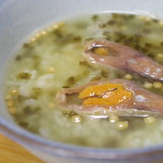 魚治 - 料理写真:鮒寿し茶漬け