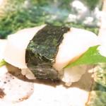 下町丸竹都寿司 - ホタテ