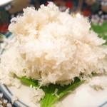 下町丸竹都寿司 - 真蛸の卵