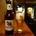 73003275 - シンハービール