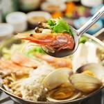 ニューキタノザカ - 海鮮寄せ鍋