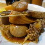 静岡おでん 酔ごころ - 料理写真:おでん7種盛り