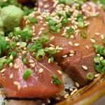 73003703 - りゅうきゅう丼(りゅうきゅう丼御膳)