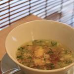 香港雲呑専門店 賢記 - エビワンタン(塩) 麺なし