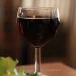 73004813 - セットドリンクの赤ワイン