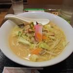 リンガーハット - 長崎ちゃんぽん(麺2倍)