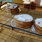 手作りパンの店 「チロル」 - (2017/8月)メーブルフレンチトースト
