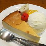 73007739 - ケーキ・ア・ラ・モード