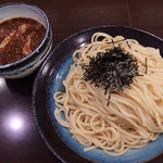 つけそば 麺彩房 - 和風つけそば大盛(780円)