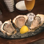 Oyster Bar MABUI - 3種盛り