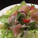 串焼き 一心 - 一心の気まぐれサラダ