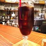 ホワイトバード コーヒー スタンド - アイスコーヒー