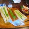 珈琲館 樹里 - 料理写真:2017年9月再訪問