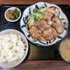 大食館 - 料理写真:焼肉定食750円