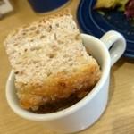 しまうまカフェ - 自家製パン