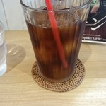 しまうまカフェ - アイスコーヒー