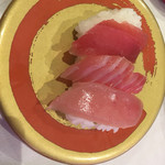 はま寿司 - マグロ三点
