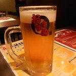 全品食べ放題飲み放題居酒屋 おすすめ屋 - 生ビール