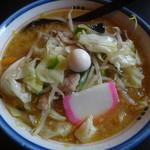 みそ禅 - 野菜らーめん(味噌)
