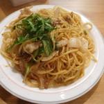 スパゲッティ ピアピア - 豚にんにく