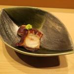 鮨 由う - 佐島の煮蛸