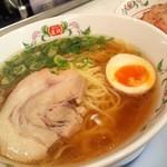餃子の王将 - 2015年9月 日本ラーメン