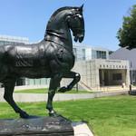 栄寿亭 - 群馬県立近代美術館